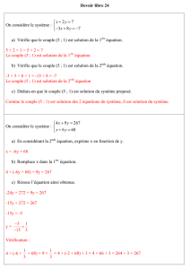 correction Devoir libre 24 3èmes