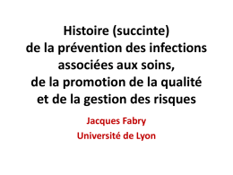 Jacques Fabry, université de Lyon