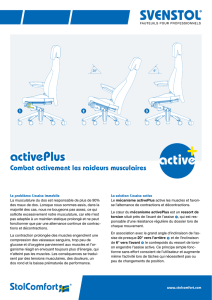 activePlus - Stolcomfort