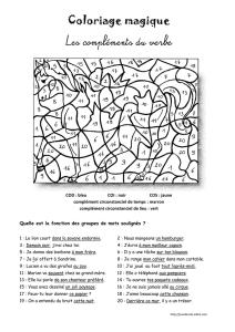 Coloriage Magique Cm2 Grammaire.Eval 9 Complements Ma Maitresse De Cm1 Cm2