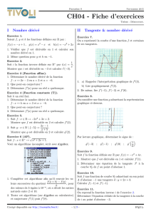 CH04 - Fiche d`exercices - Tivomaths
