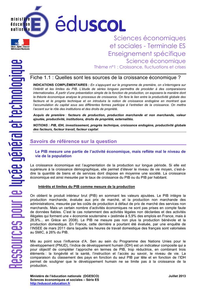Fond De Carte Bresil Eduscol.Eduscol Sciences Economiques Et Sociales