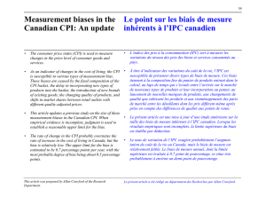 article - Bank of Canada