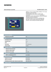 Product data sheet 6AV6643-0AA01-1AX0