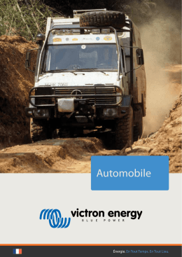 Automobile - Victron Energy