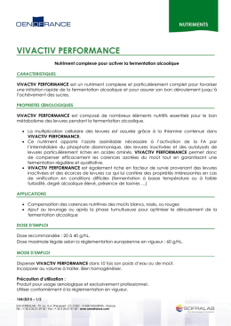 vivactiv performance