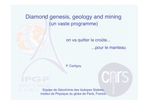 Cartigny diamants