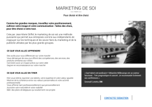 Télécharger la fiche « Marketing de soi