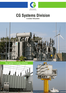 CG Systems Division