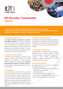 DUT Information / Communication DUT