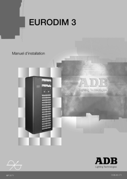 eurodim 3 - adb lighting