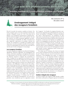 0-F-Pos-5-Intgd Pest Mgmt - Canadian Institute of Forestry