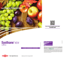SysthaneTM NEW - The DOW Chemical Company