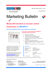 Marketing Bulletin - Morley-IAS