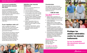 PPC Brochure - French - Alberta Health