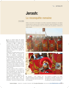 Jerash - Islamic Tourism Magazine