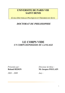 these de philosophie 2009 - E