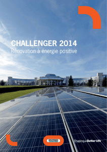 Challenger 2014 - Bouygues Construction