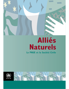 Natural Allies ok - UNEP Document Repository Home