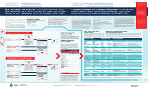 new drug pipeline monitor – identifying pipeline drugs with the