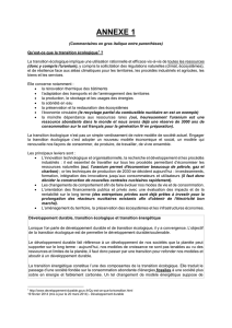 annexe 1 - Contrepoints
