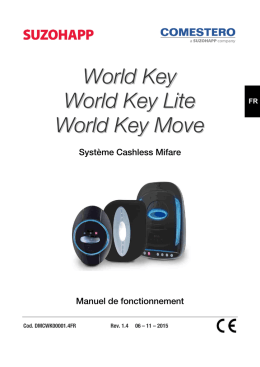 FR World Key World Key Lite World Key Move