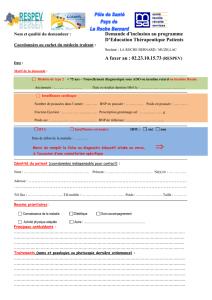 Hypertension artérielle Définition / Classification OMS
