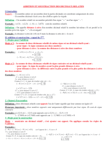 Chap 1 addition soustraction relatifs
