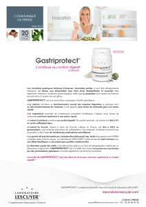 Gastriprotect - Laboratoire Lescuyer