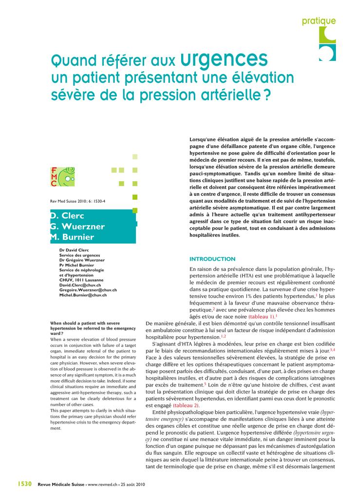 Hipertensión arterial arterielle y grossesse pdf
