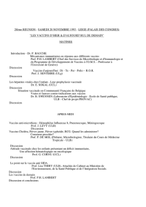 Programme scientifique (15 KB )