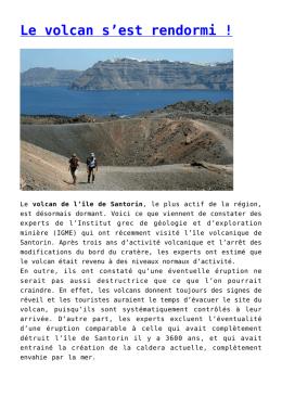 visite volcan santorin