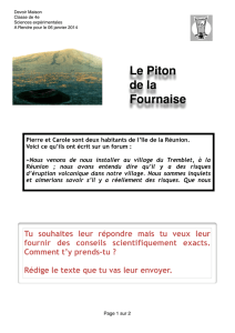 TC piton fournaise - Sciences et cetera