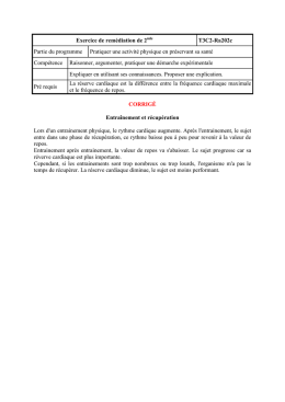 Ra202C - Exercices de remédiation