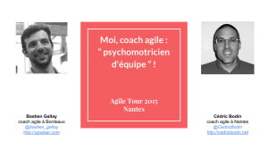 support - Agile Nantes
