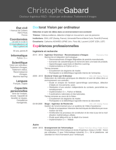 en version PDF - Christophe Gabard