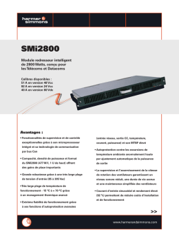SMi2800 - AEG Power Solutions