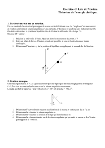 Exercices 2 - Exercices corriges