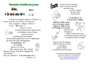 Mars - Service des vocations de Reims