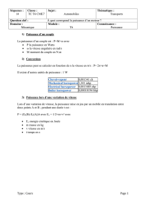 Séquence 14 sciences Tle Bac Pro TC T6et7 CME7