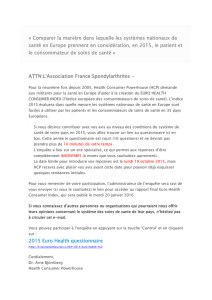 ATTN:L`Association France Spondylarthrites
