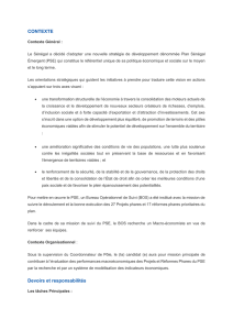 Macro-Economiste - UNDP | Procurement Notices