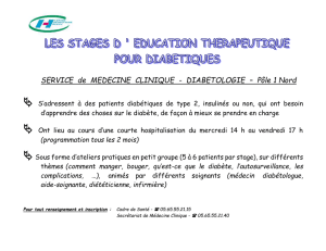 Stages Education - Centre Hospitalier