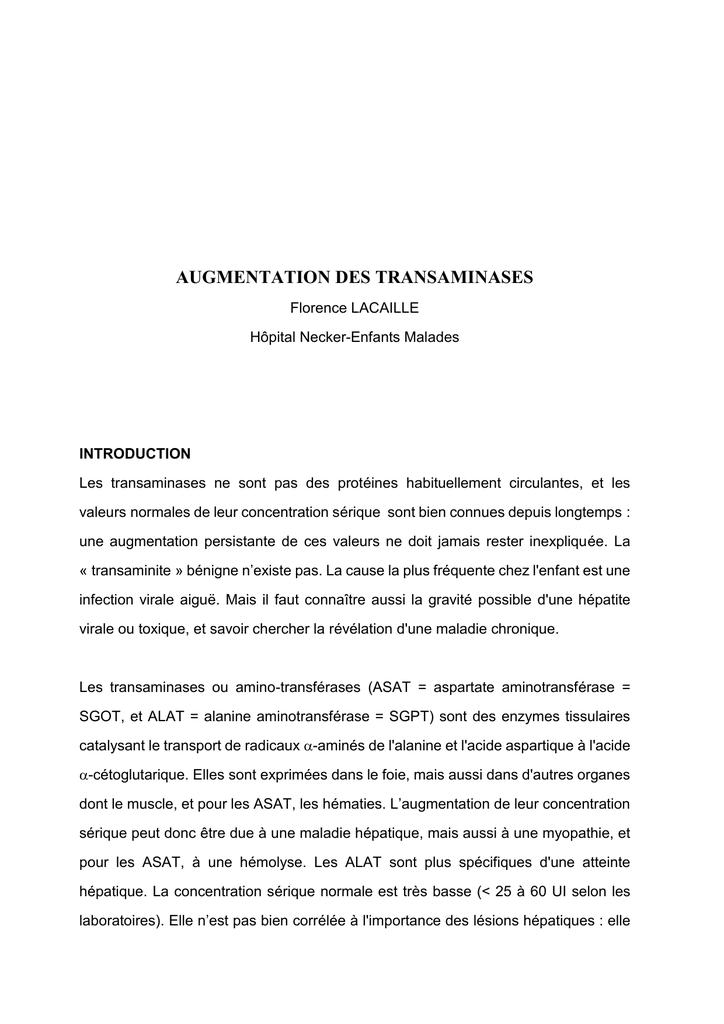 que mide la transaminasa gpt/alt