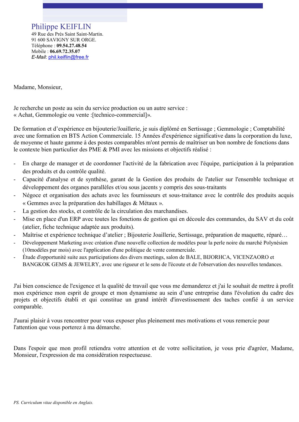 KEIFLIN Philippe   de Philippe KEIFLIN Joaillier
