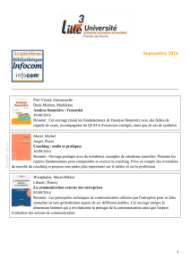 Septembre 2014 - ged