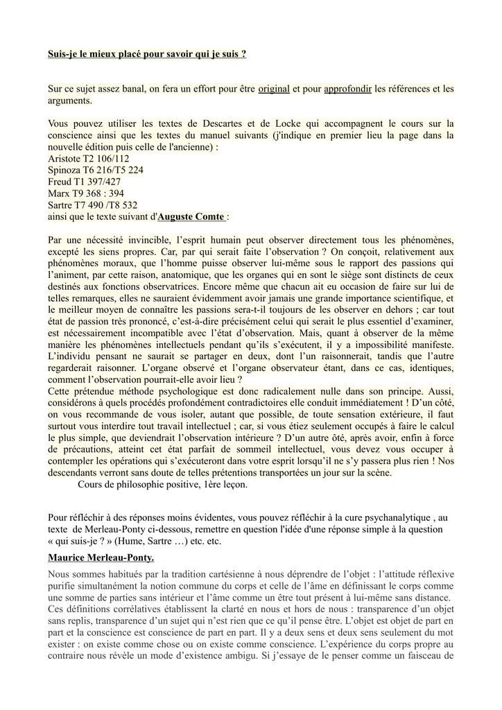 Dissertation critique conclusion