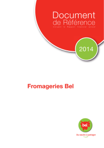 Document - Fromageries Bel