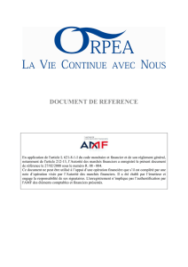 orpea - StockProInfo