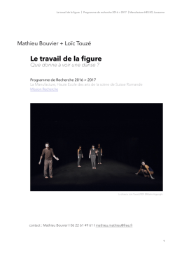 Le travail de la figure.pages